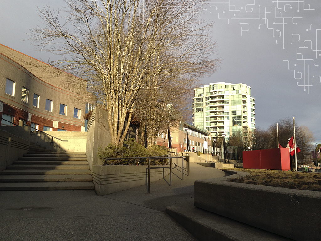 Entrada lateral da KPU
