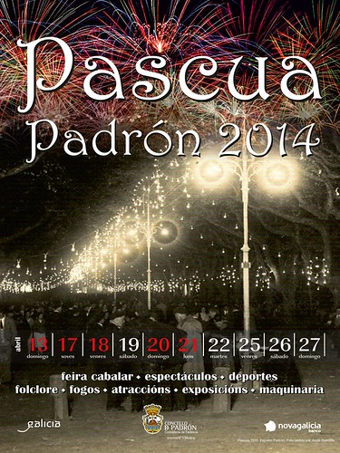 Padrón 2014 - Pascua - cartel