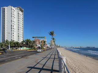Image of Playa Norte. beach mexico mazatlan sinaloa