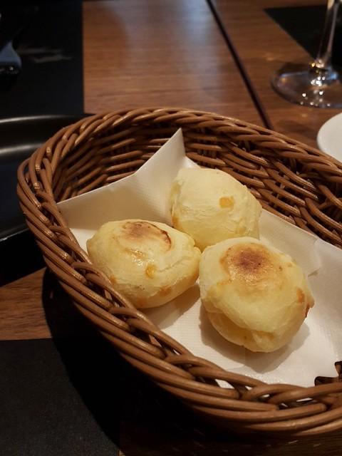 cheese rolls, Barbacoa