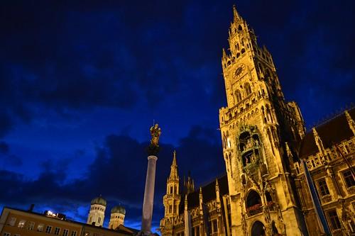 Munich - Neues Rathaus