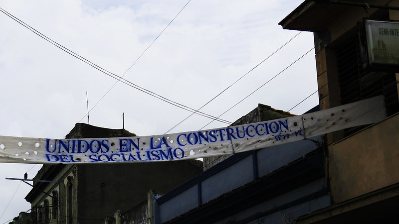 We are united in construction of socialism