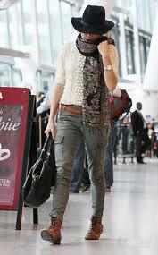 Sienna Miller Cargo Jeans