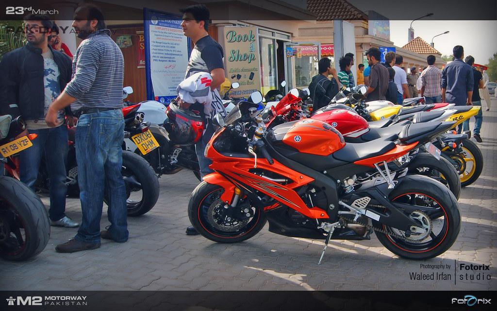 Fotorix Waleed - 23rd March 2012 BikerBoyz Gathering on M2 Motorway with Protocol - 6871380390 1da17e0d8e b