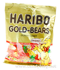 Haribo Gold  Bears - Turkey