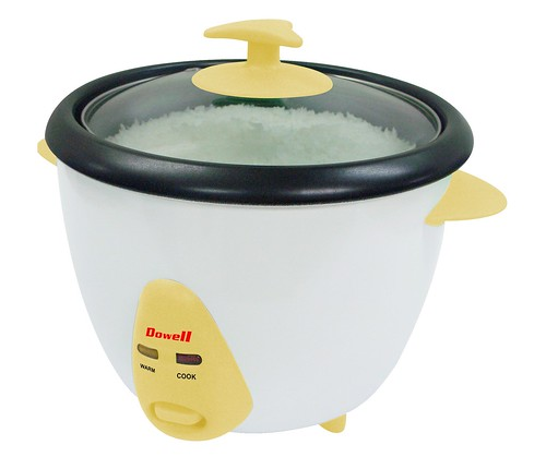 Dowell rice cooker, 3 cups