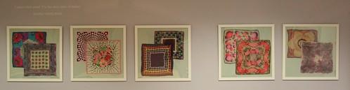 The Printed Square - Vintage Handkerchiefs