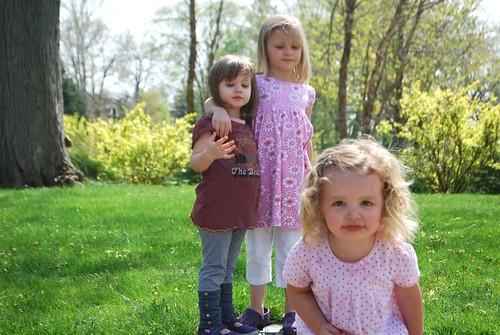 Ivy, Emerson, & Greta