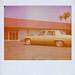 Cadillac at Huntridge Pharmacy by Nick Leonard