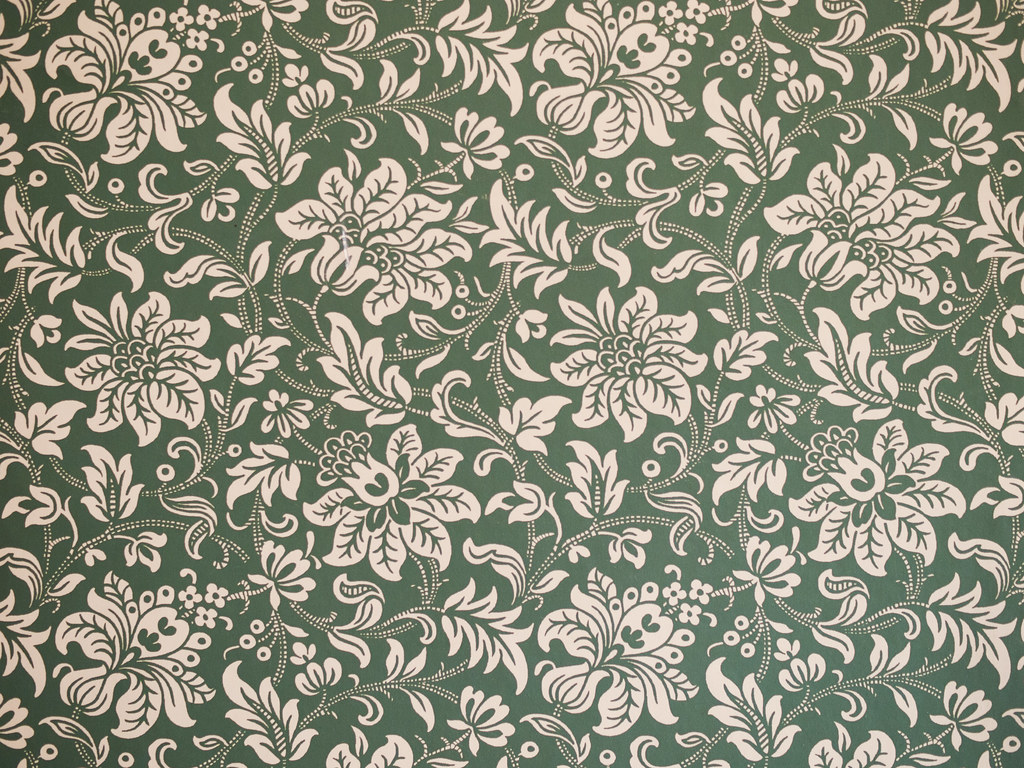 Flowery Wallpaper Flowery Wallpaper Texture Permission