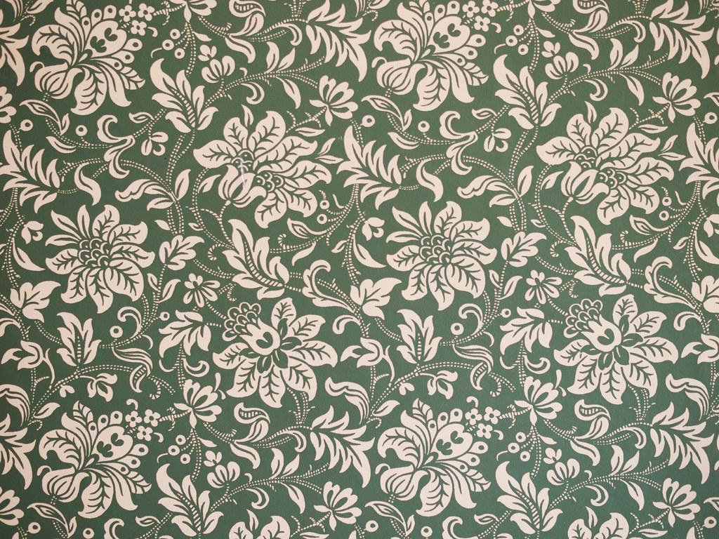 Flowery Wallpaper Flowery Wallpaper Texture Permission