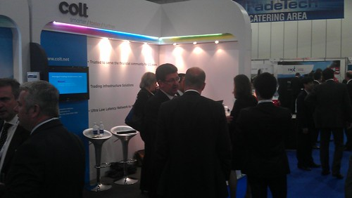 Colt at Tradetech 2012