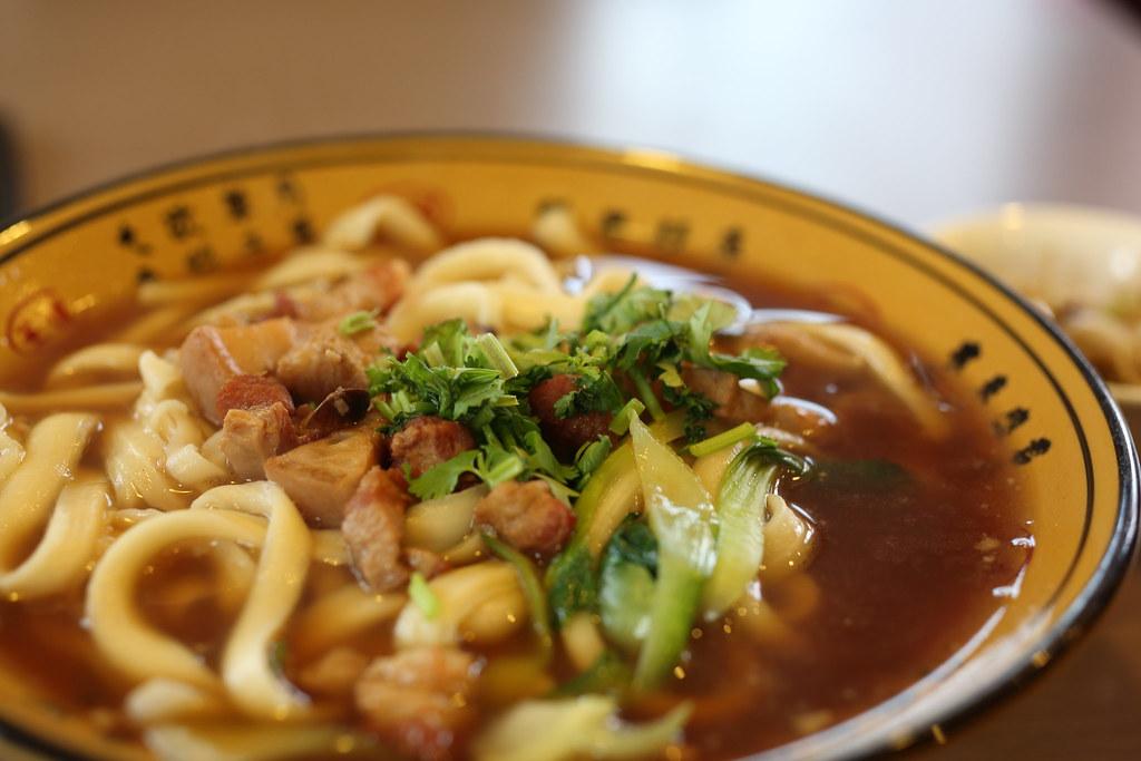 焼肉刀削麺