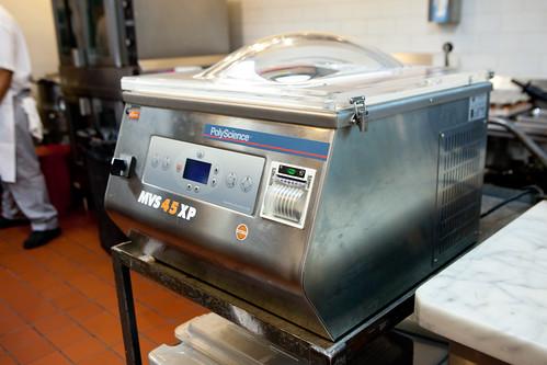 PolyScience Chamber Vacuum Sealer