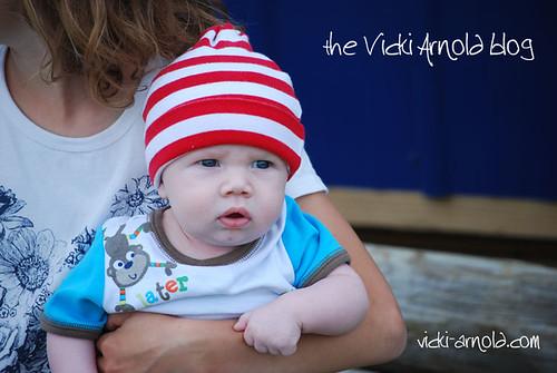 oliver-red-hat