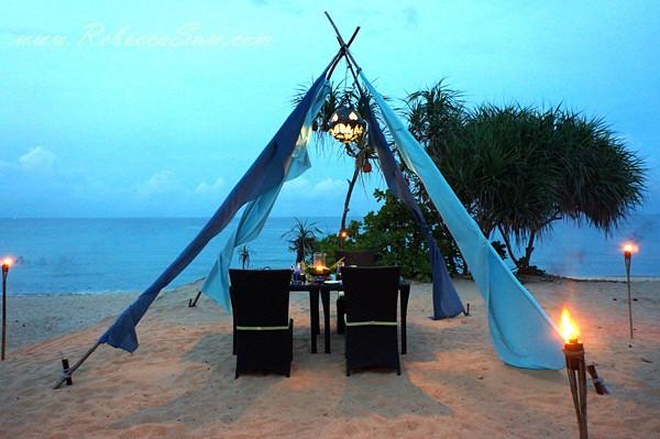 tanjong jara resort - Nelayan restaurant