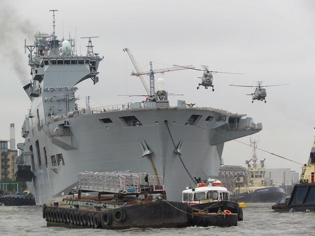 HMS Ocean (146)
