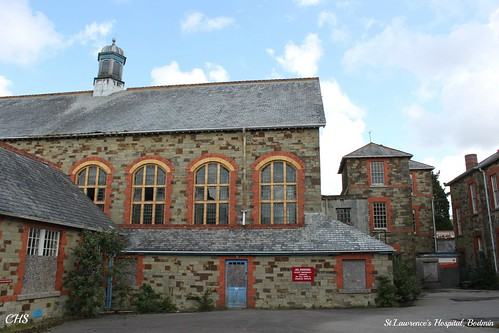 St.Lawrence's Hospital, Bodmin by Stocker Images
