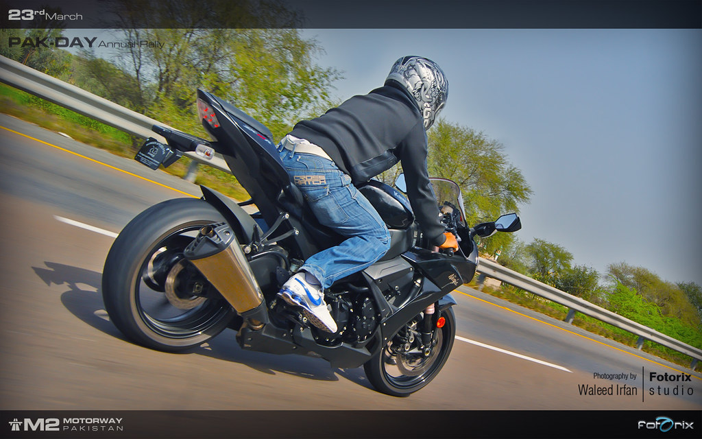 Fotorix Waleed - 23rd March 2012 BikerBoyz Gathering on M2 Motorway with Protocol - 7017466539 dda45055cb b