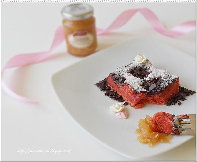 torta di fragola
