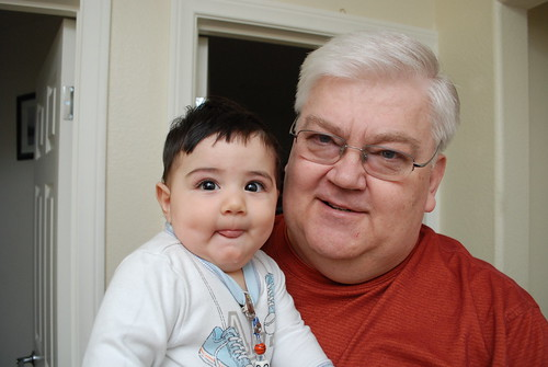 Grandpa & Jonathan
