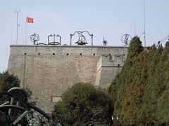 12 03 29 Beijing Old Observatory - Fab Roof Line