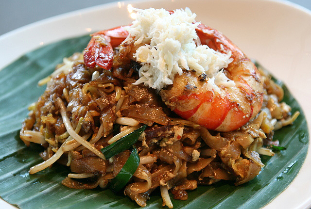 Penang Style Char Kway Teow