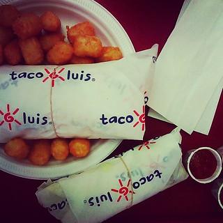 Taco Luis (Lansdowne Centre) - Instagram