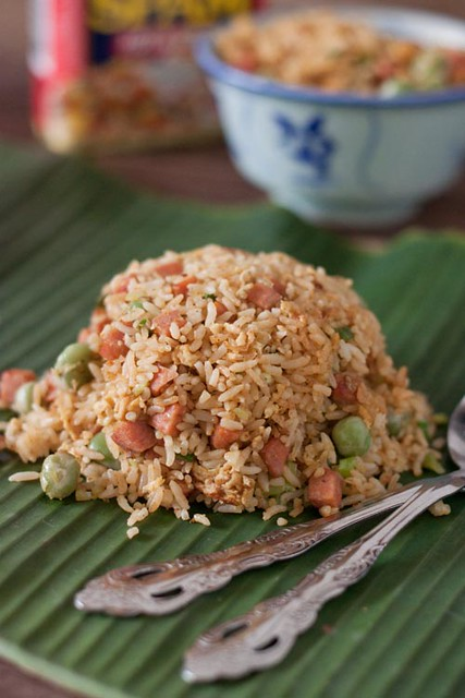 Spam Fried Rice2