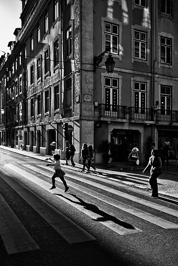 Pure Life - Great Examples of Shadows in Street Photography