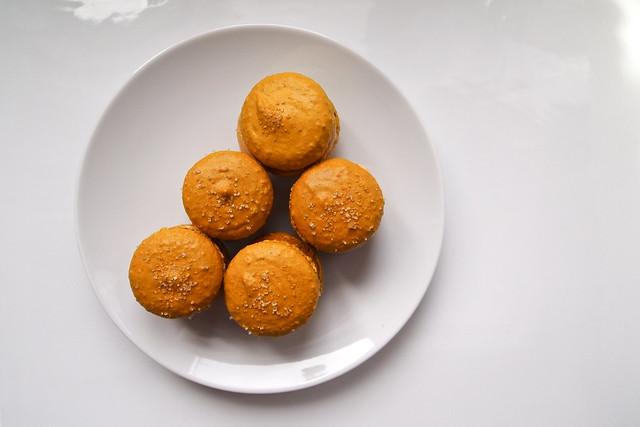 Overhead Macarons