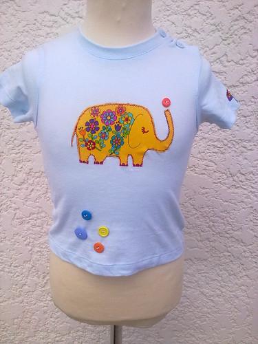 camisola 12 meses by ♥Linhas Arrojadas Atelier de costura♥Sonyaxana