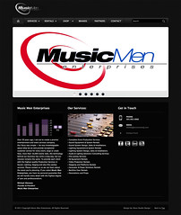 Musicmendj Website