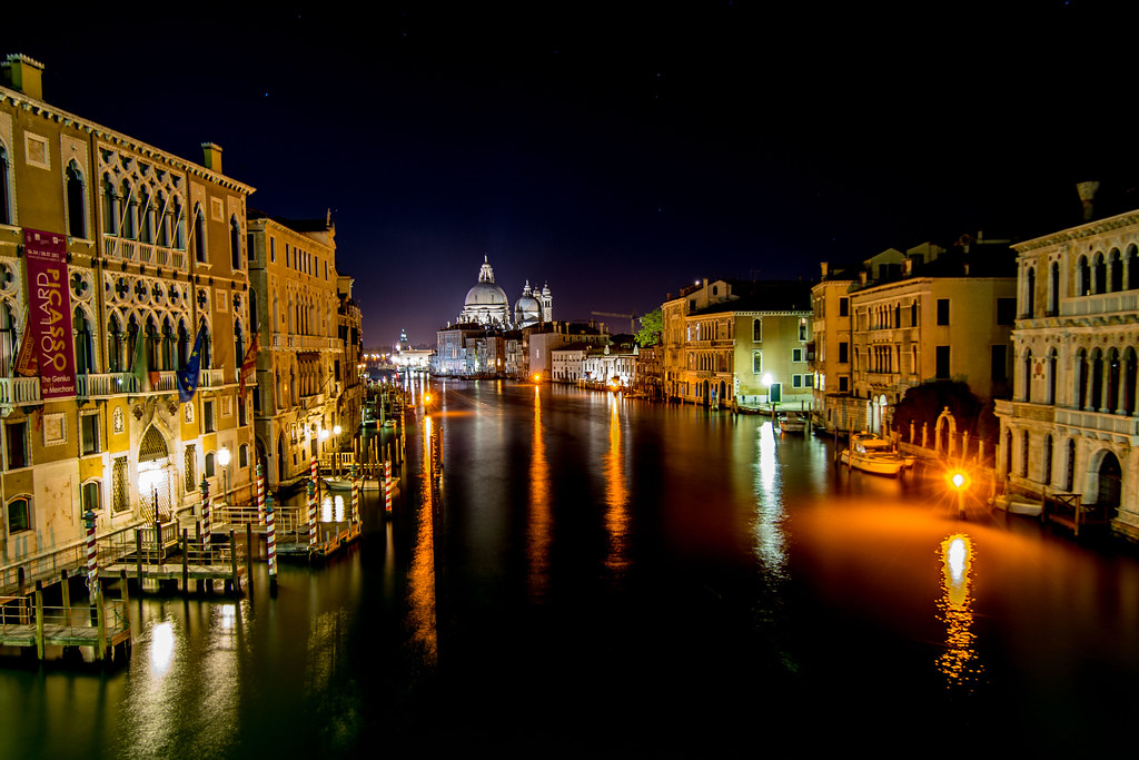 The Grand Canal - 1