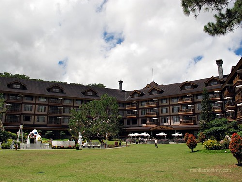 manor hotel baguio