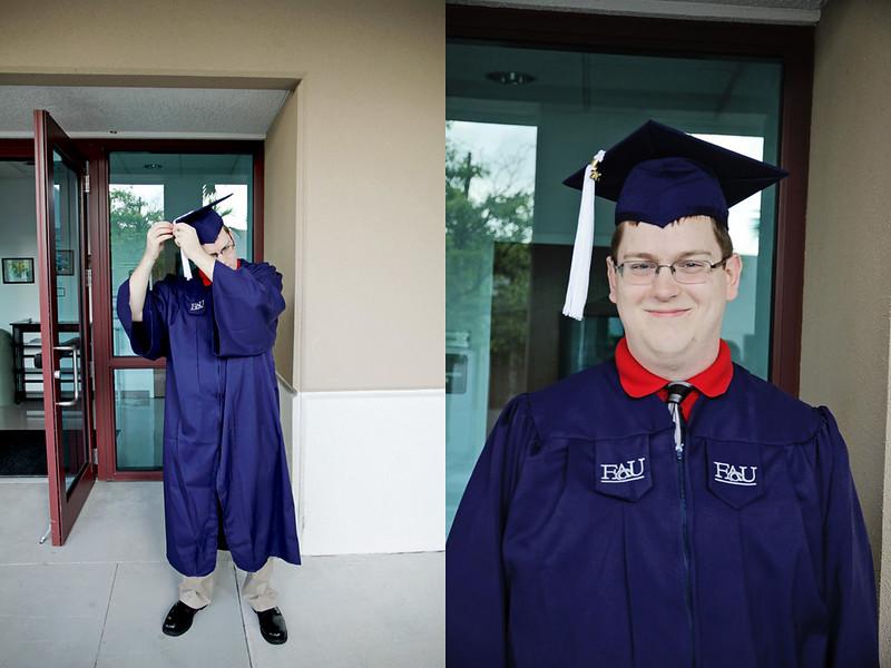 Doug graduation 1