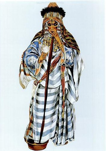 femme de Meknès