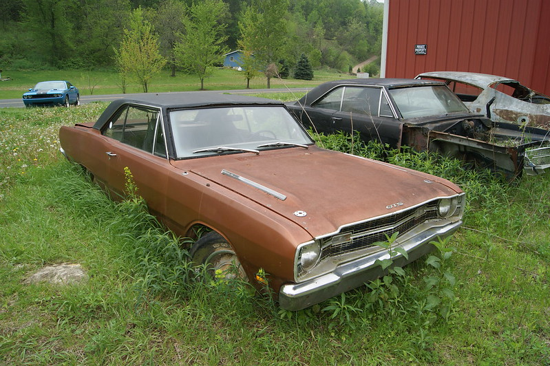 Barn Find Finding update... Muscle Car Review and More!