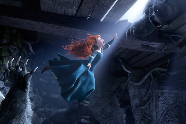 Mordu, Merida and Mom