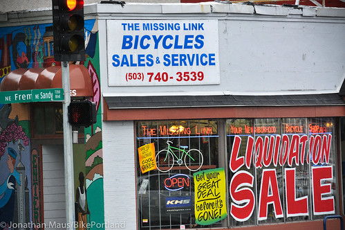 Final days at The Missing Link bike shop-2