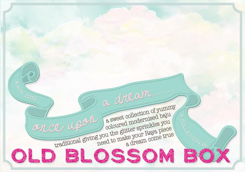 Old Blossom Box Raya 2012