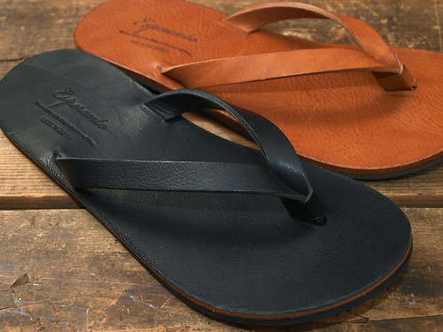 Esperanto / Baketta Leather Sandal