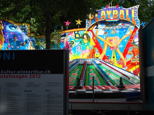 Kultur in Winterthur & Playball