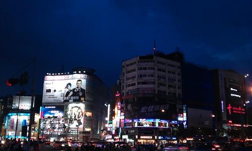 Skyline -20120626 by 我是歐嚕嚕 (I'm Olulu...)