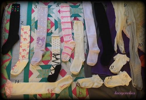 Socks and the Like