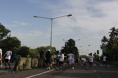 Football Marathon 2012 Carter Road Bandra Shot By Marziya Shakir 4 Year Old On Canon EOS 60 D by firoze shakir photographerno1