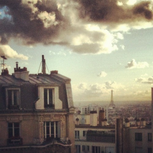 This is the Paris i could love by la casa a pois