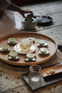 菊花茶 : Chrysanthemum tea