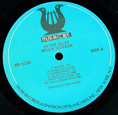 willis jackson - in the alley_labelAA