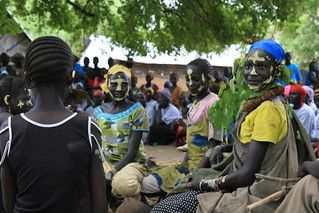 A school health club in Upper Nile